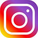 Kuvassa Instagramin logo